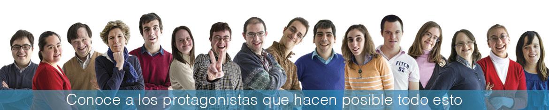 jóvenes con discapacidad intelectual del Centro Especial de Empleo de Prodis