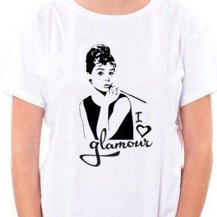 "Camiseta ""Audrey Hepburn"""