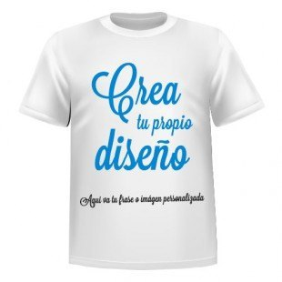 Camiseta personalizable original