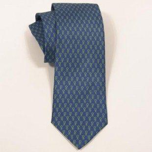 Corbata Prodis Azul y verde