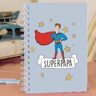"Cuaderno molón ""Supermamá"""