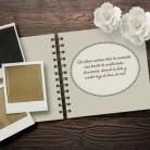 Álbum de bodas y viaje de novios