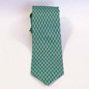corbatas solidarias prodis verde y azul