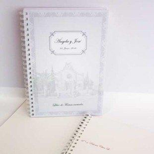 Libros de firmas de bodas