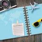 Álbum de viajes