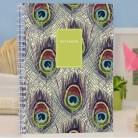 "Cuadernos tapa dura  ""Plumas"""