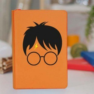 Libreta prodiskine Harry Potter