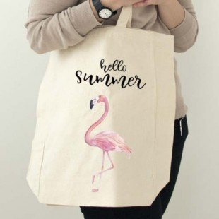 "Bolsas de tela ""Summer time"""