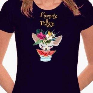 "Camiseta ""Relax"""