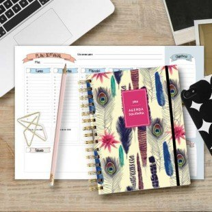 Pack planificador + agenda anual