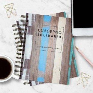 """Cuadernos de bolsillo """"Madera"""""""