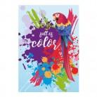 """Cuaderno tapa dura """"Full of color"""""""