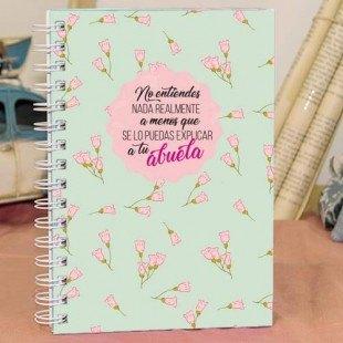 """Cuadernos molones """"Abuelas"""""""
