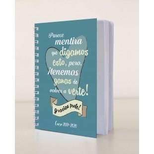 Cuaderno parece mentira
