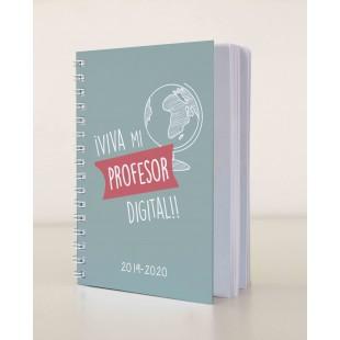 """Cuaderno """"viva mi profesor Digital"""""""