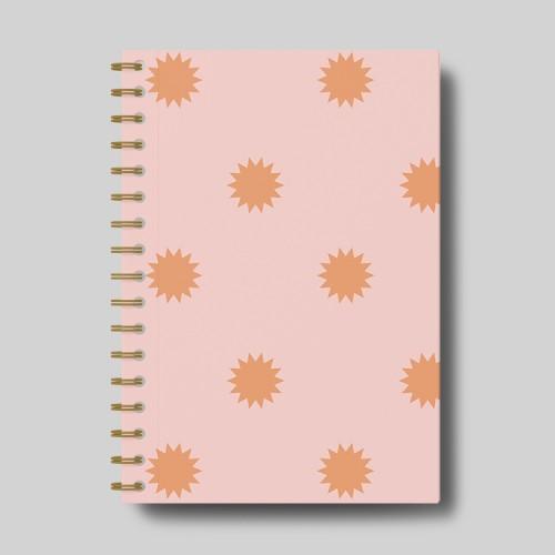 """Cuaderno molón  """"Gracias"""""""