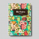 "Cuaderno molón  ""Postres"""