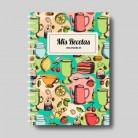 """Cuaderno molón  """"recetas especiales"""""""