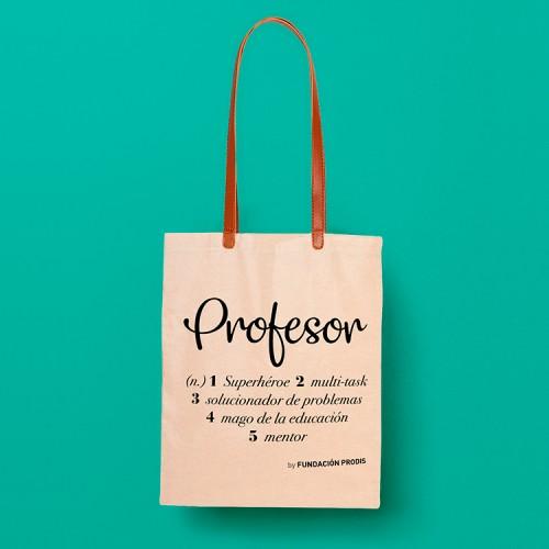 "Bolsa molona ""Profesor"""