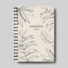 Agenda solidaria escolar y anual 2021-2022 - Hojas
