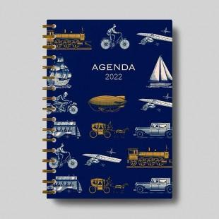Agenda solidaria escolar y anual 2021-2022 - Transportes