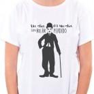 "Camiseta ""Sonrisas Chaplin"""
