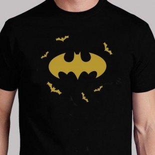 """Camiseta """"Los hijos de Batman"""""""