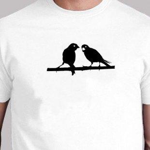 "Camiseta ""Golondrinas"""