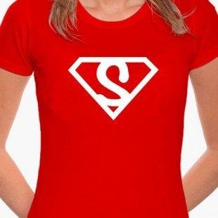 """Camiseta """"Super"""""""