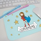 "Alfombrilla para ratón ""Supermamá"""