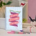 Cuadernos A5 artesanales