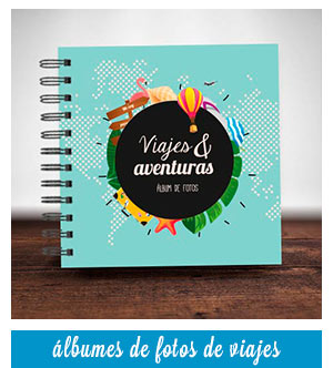 album de fotos viajes y aventuras