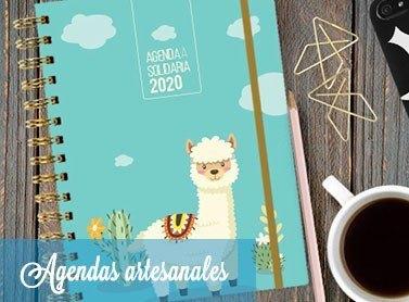 Agendas anuales y escolares 2019-2020
