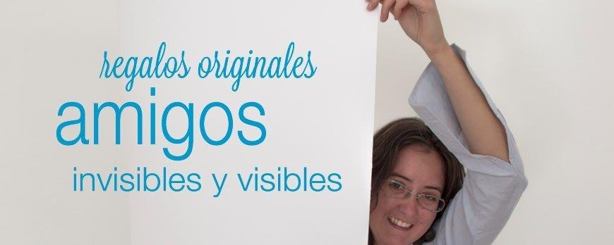 Ideas de regalos originales para amigo invisible y el for Regalos originales amigo invisible